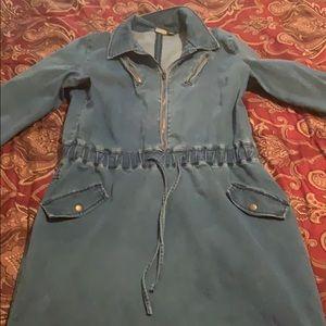 New York and company Denim dress